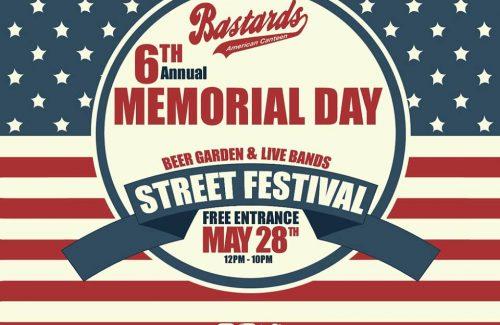 Bastards Memorial Day 2018